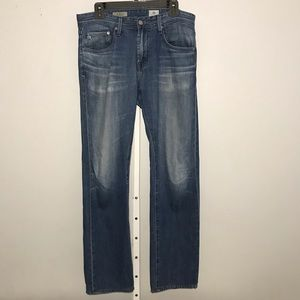 AG Adriano Goldschmied The Matchbox Jeans
